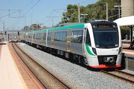 Transperth train